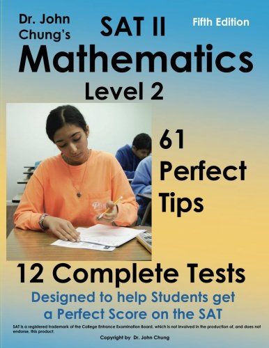 SAT II  Mathmatics level 2: Designed to get a perfect score on the exam. cover