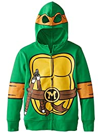 Teenage Mutant Ninja Turtles Little Boys' TMNT Costume Hoodie