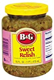 B&G-Easton Sweet Relish, 16 Ounce