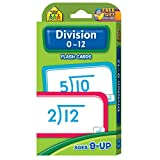 Books : Division 0-12 Flash Cards