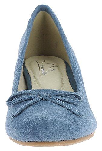 HIRSCHKOGEL Andrea Conti Damen 3003401 Pumps Jeans igfh