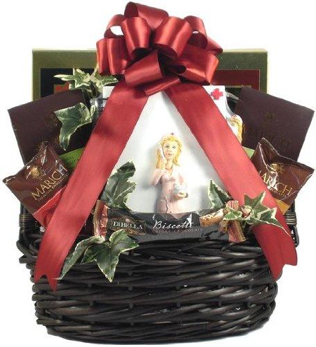 Prescription for A Happy Nurse Gift Basket (Mint Chip Malt Balls)