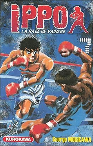 Ippo - Saison 1 - La rage de vaincre Vol.7
