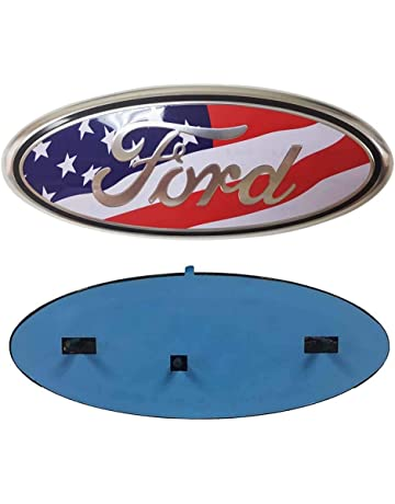 Carstore Ford Front Tailgate Emblem, Oval 9