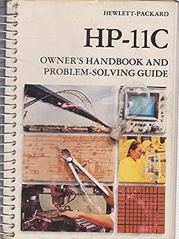 hp 11c owner s handbook and problem solving guide hewlett packard rh amazon com hp 12c manual download hp 12c manual