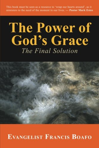Read Online The Power of God's Grace pdf