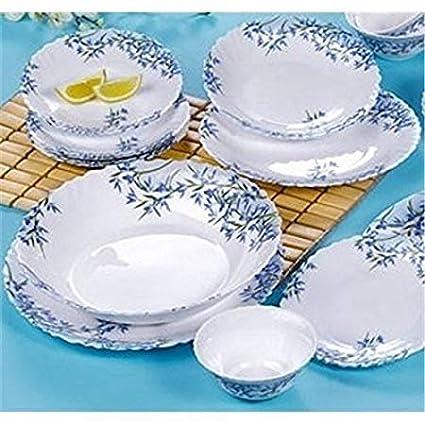 Buy Arcopal Round Dinner Dinner Set - Extra Resistant (27, Aliya ...