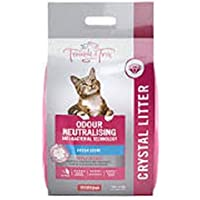 Trouble and Trix Fresh Anti Bacterial Crystal Cat Litter, 1 Liter (AQ108)