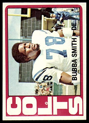 - Football NFL 1972 Topps #190 Bubba Smith NM Near Mint Colts