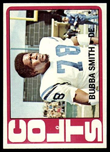 Football NFL 1972 Topps #190 Bubba Smith NM Near Mint ()