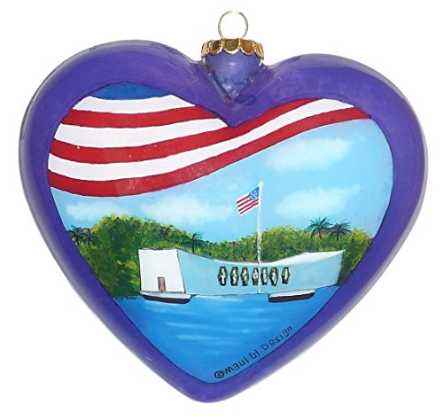 Collectible Pearl Harbor Christmas Ornament