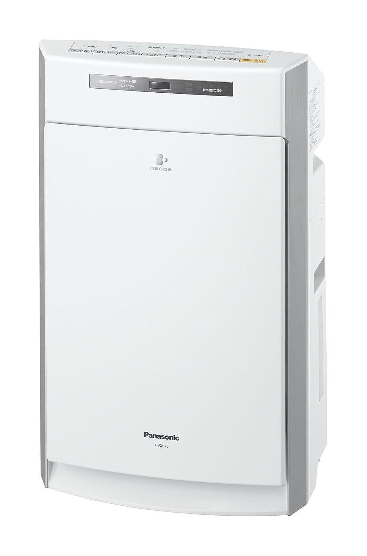 パナソニック 【PM2.5対応】 加湿空気清浄機 ナノイー搭載 12~19畳相当 ホワイト F-VXH70-W   B008R55JHY