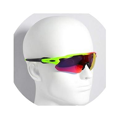 SSeven Gafas de sol polarizadas para ciclismo, para hombre ...