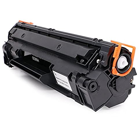 Freshworld 1 Pack Compatible HP CE285A 85A CE285 CB435A CB436A Toner Replacement for HP LaserJet Pro P1102 P1102W P1109W M1212NF M1217NFW M1132 M1214NFH P1005 P1006 P1100 MF3010 (Laser Jet P1006 Toner)