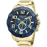 Relógio Technos Masculino Classic Legacy Cronografo Os20iq/4a - Dourado
