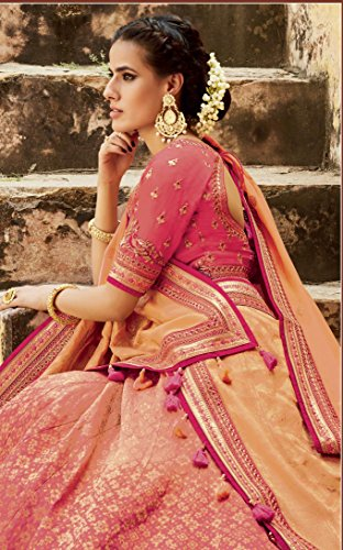 PCC Indian Women Designer Wedding Multicolor Lehenga Choli SS-L-509