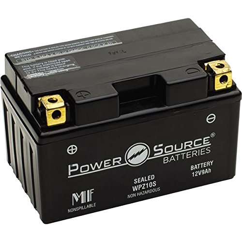 PowerSource 01-330 WPZ10S Sealed Battery -