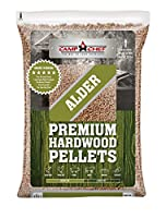 Camp Chef Bag of Premium Hardwood Alder Pellets for Smoker, 20 lb. made by  legendary Camp Chef