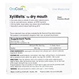 OraCoat XyliMelts Dry Mouth Relief Moisturizing