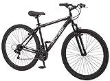Mongoose 29' Excursion Men's Mountain Bike, Black