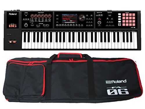 Roland ローランド/FA-06【ソフトケース付】61鍵盤ワークステーション   B00OVLYGUO