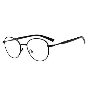 3127c9ae078 Haodasi Men Women Unisex Coated Anti-radiation Myopia Negative Strength  Driving Anti-fatigue Glasses Short Sight Eyeglasses Power -0.5~-6.0 (These  are not ...
