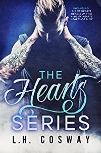 The Hearts Series by L.H. Cosway ebook deal