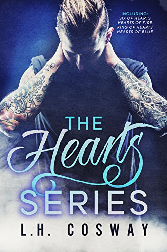 The Hearts Series: Books 1-4 by [Cosway, L.H.]