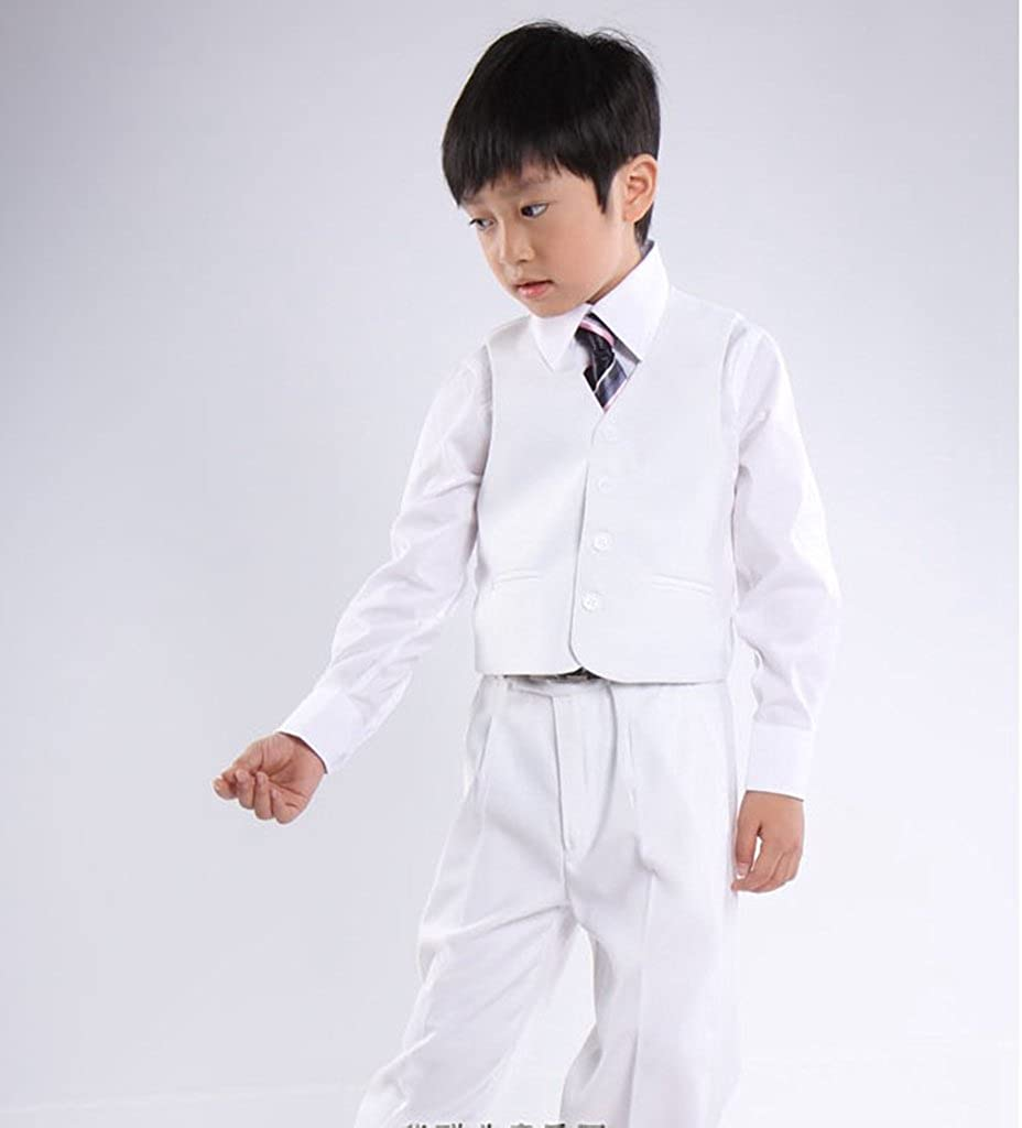 MLT Boys 3 Pieces Party Prom Wedding Suit Set