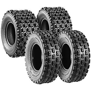 HONDA TRX400EX 22x7-10 4 PLY 20x11-9 NEW SLASHER ATV TIRE SET All 4 Tires