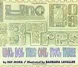 Uno, Dos, Tres: One, Two, Three, Pat Mora, 0618054685
