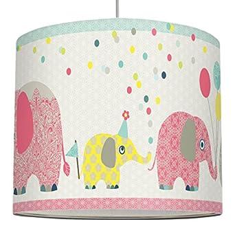 Anna Wand Lampenschirm Family Elephant Schirm Fur Kinder Baby