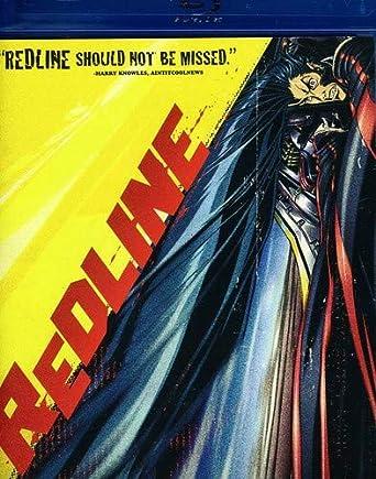 Amazon.com: Redline [Blu-ray]: Takeshi Koike: Movies & TV