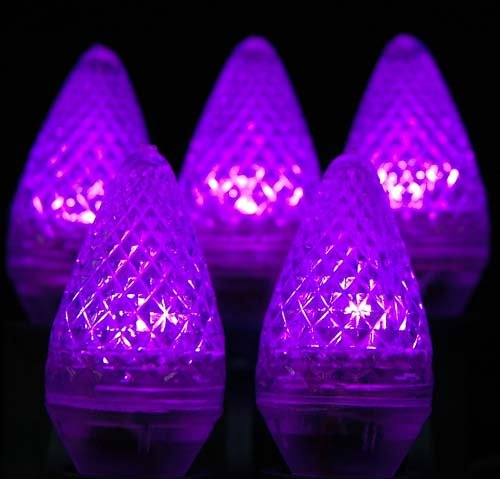 Novelty Lights C7 LED PU Christmas Replacement