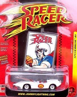 Johnny lumièrening Speed Racer Mach V by Johnny lumièrening