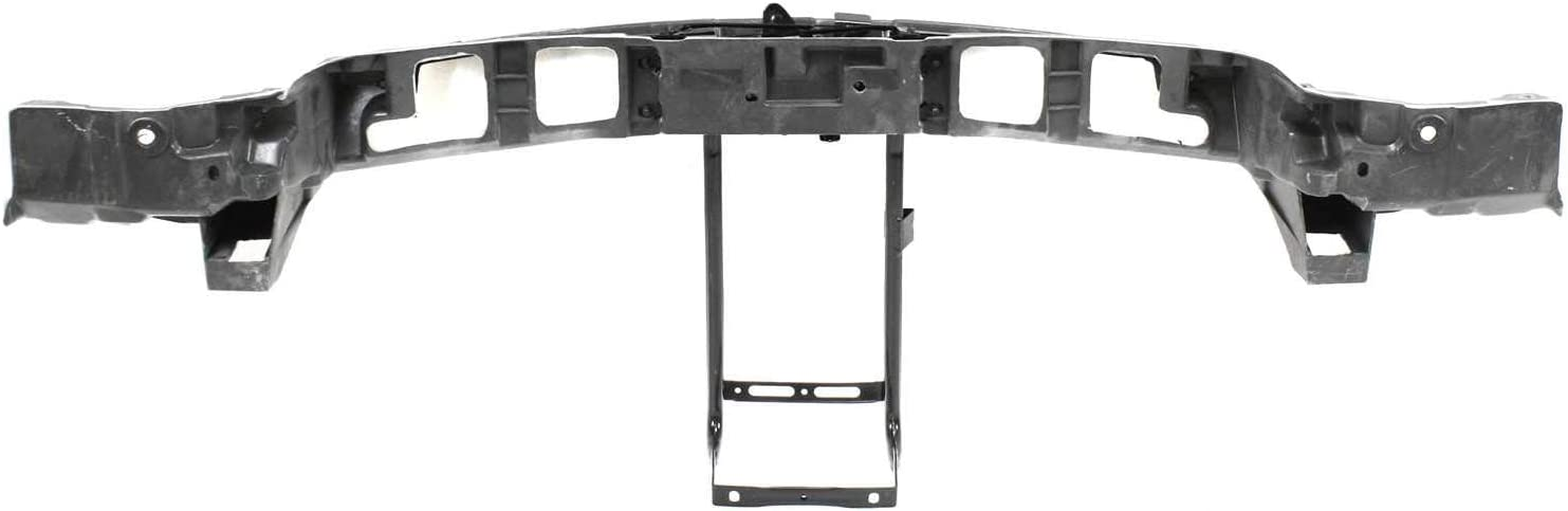 Header Panel Compatible with BUICK LESABRE 2000-2005 Assembly with Hood latch mounting plate Thermoplastic and Fiberglass
