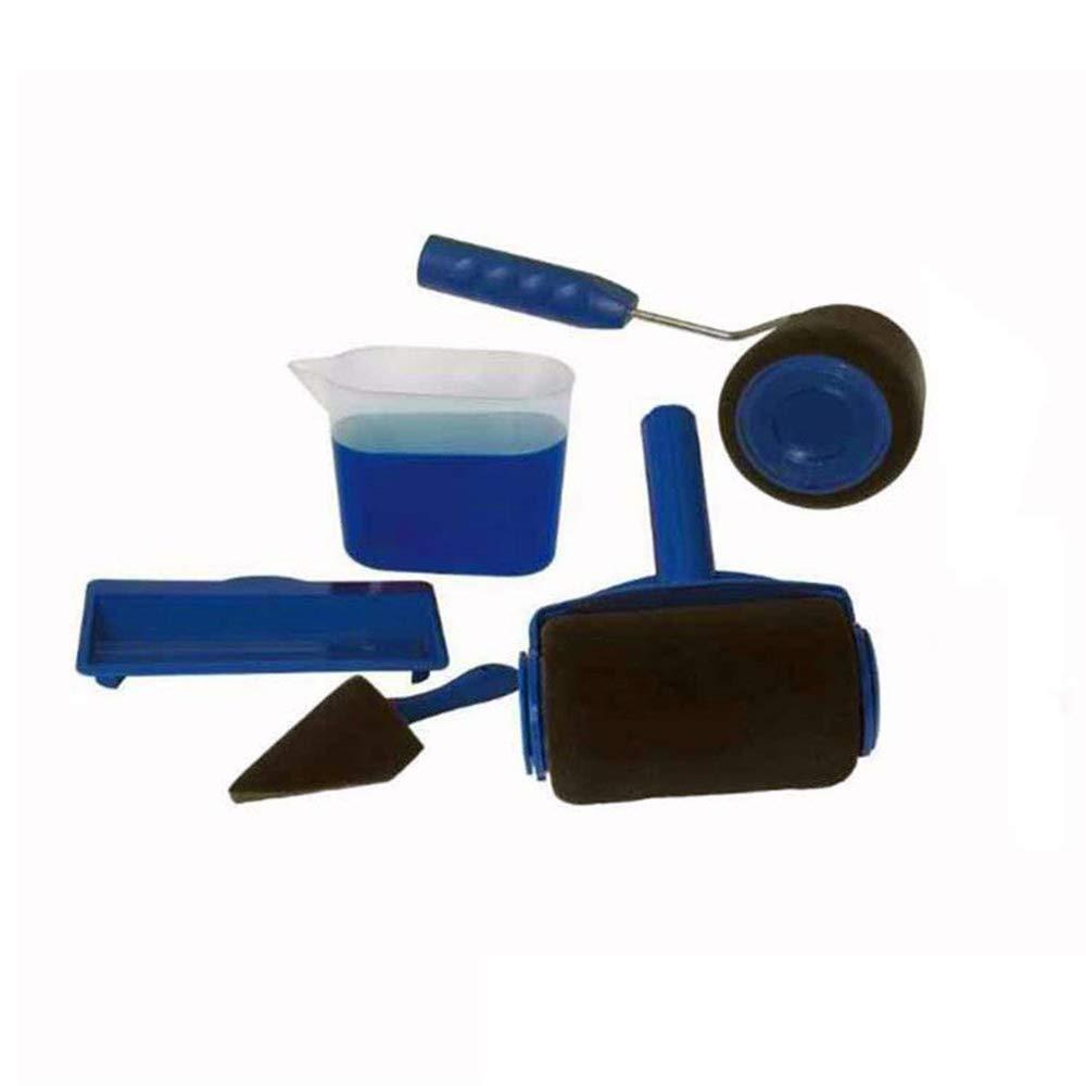 Multifunctional DIY Painting Tool Paint Roller Brush Handle Wall Painting Tool Set
