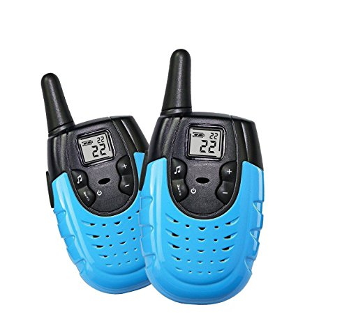 LUITON A7 Mini Durable Walkie Talkie Toy Gift for kids Long