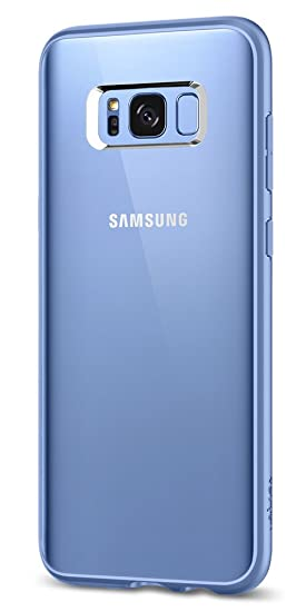 Spigen Ultra Hybrid Designed for Samsung Galaxy S8 Plus Case (2017) - Coral Blue