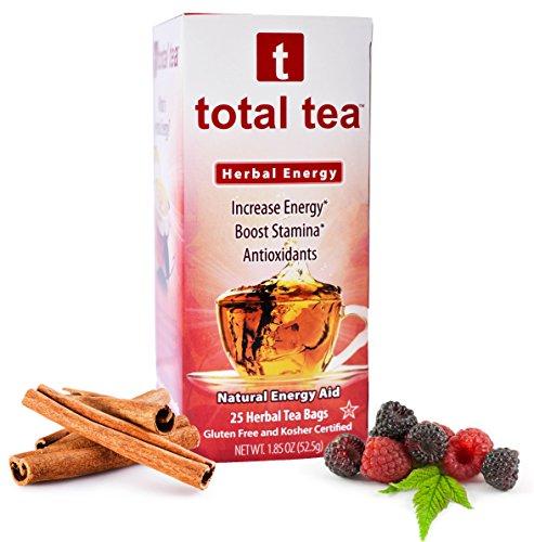 Total Tea Herbal Green Energy