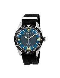 Oris Diver Sixty Five Blue Dial Mens Watch 01 733 7707 4065-07 5 20 26FC