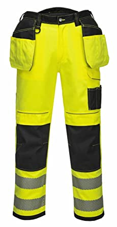Vision Hi-Vis Holster Trousers T501