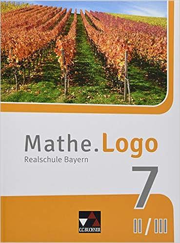 Mathe.Logo 7 II/III