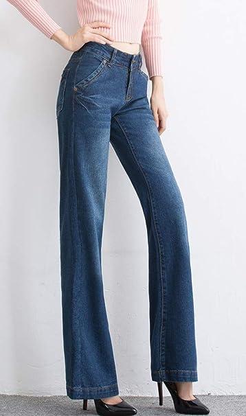 Amazon.com: AvaCostume - Pantalones vaqueros para mujer ...
