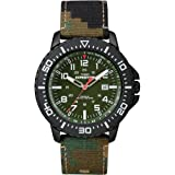 Timex Expedition Uplander Camo, Green Camo, One Size