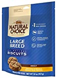 Nutro Natural Choice Large Breed Adult Dog Treats, Chicken And Whole Brown Rice, 32 Oz. Review