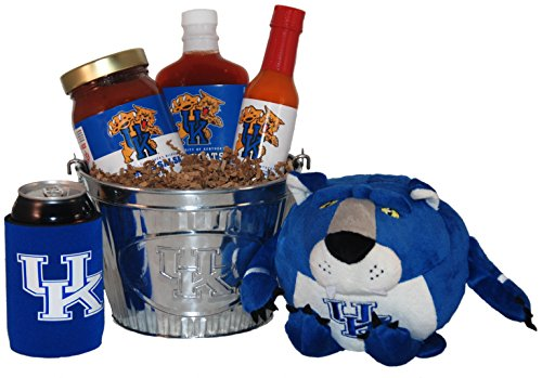 University of Kentucky Tailgate Grilling Gift Basket - Large