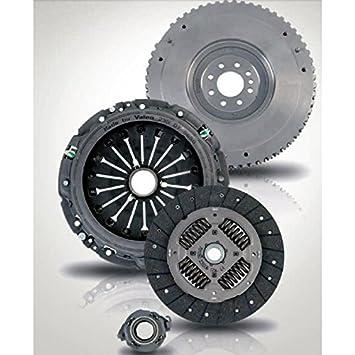 Kit Embrague con volante Simple sustituye el volante Bi masa livree con disco y Mecanisme Destockage para Land Rover - gcktd4 F: Amazon.es: Coche y moto
