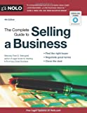 img - for The Complete Guide to Selling a Business by Fred S. Steingold (2012-08-31) book / textbook / text book