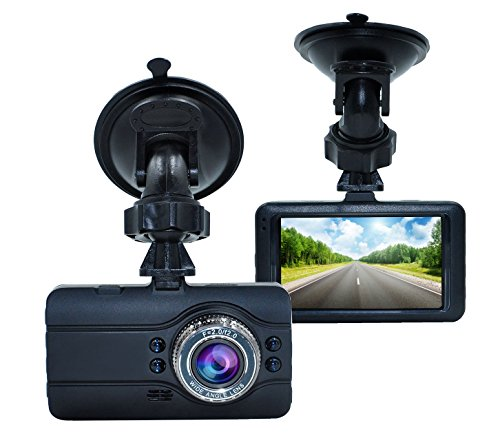 Accfly Full HD 1080P Car Cam Dash 3.0' Dashboard Camera DVR Driving...